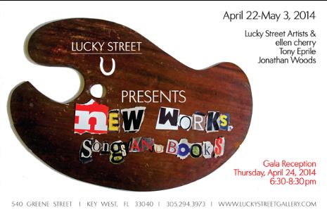 Jonathan Woods Lucky Street Gallery