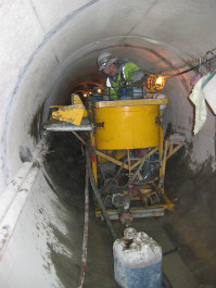 CNA Consulting Engineers - Utility Tunnel Evaluation & Rehab