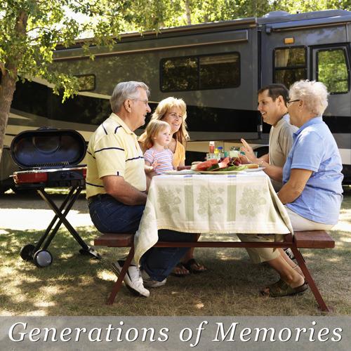 Generations of Memories
