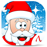 Santa Fun Games Icon