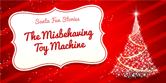 The Misbehaving Toy Machine Image