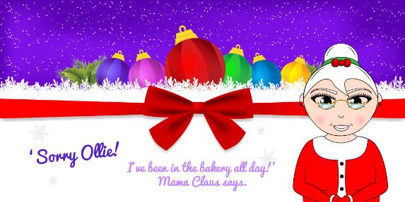 Mama Claus Image