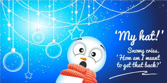 Snowy the Snowman Image
