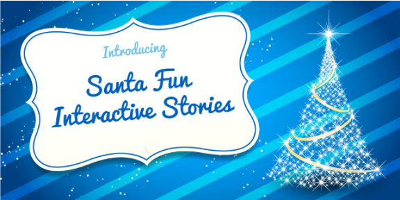 Santa Fun Interactive Stories Image