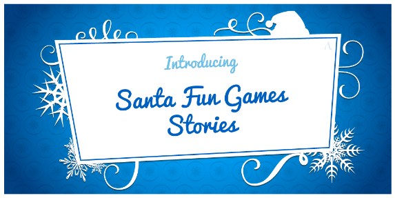 Santa Fun Games Stories Image
