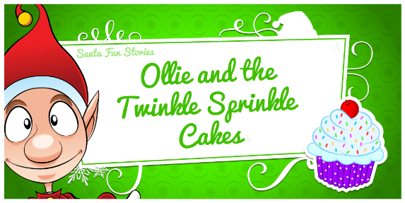 Ollie and the Twinkle Sprinkle Cakes Image