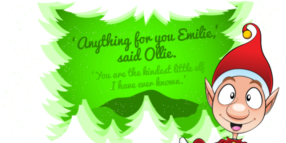 Ollie the Elf Image