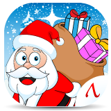 Santa Fun & Games Icon