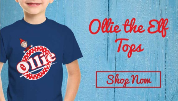 O Is For Ollie TShirt