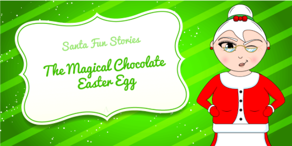 The Magical Chocolate Easter Egg Image