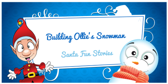 Santa Snowy Image Title